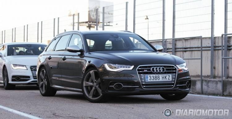 Toma de contacto con el Audi TT RS Plus y la gama S de Audi en el circuito del Jarama