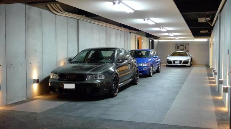 Casa temática de Audi en Taiwan