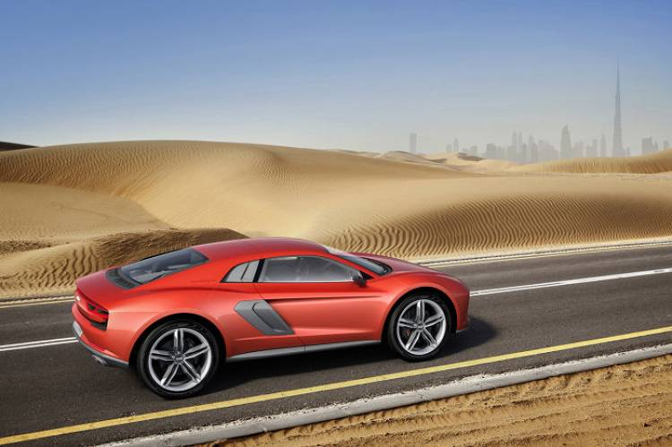 Adiós a la idea de un superdeportivo híbrido diésel en Audi
