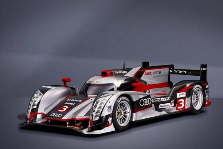 Audi R18 ultra (Le Mans 2012)
