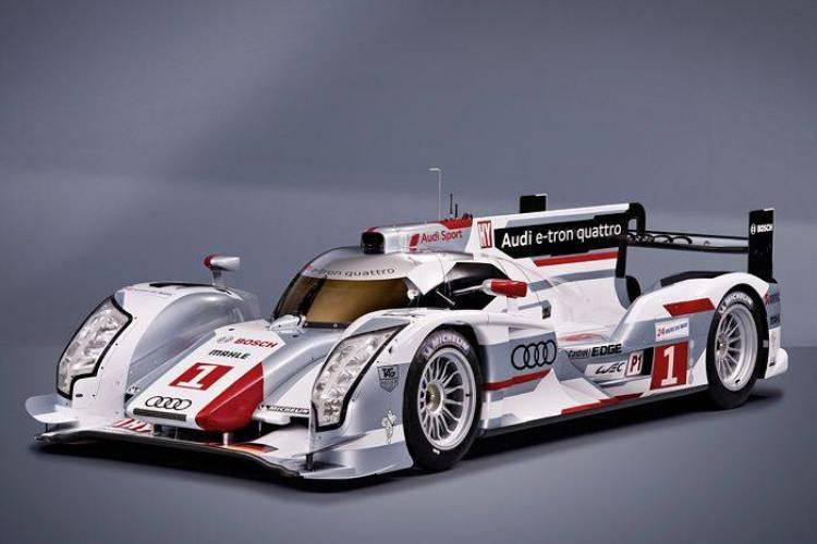 Audi R18 e-tron quattro (Le Mans 2012)