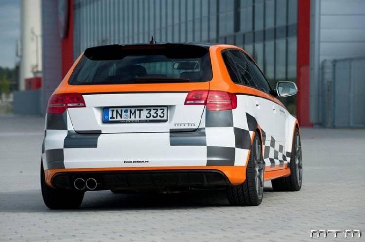 Audi RS3 Sportback por MTM