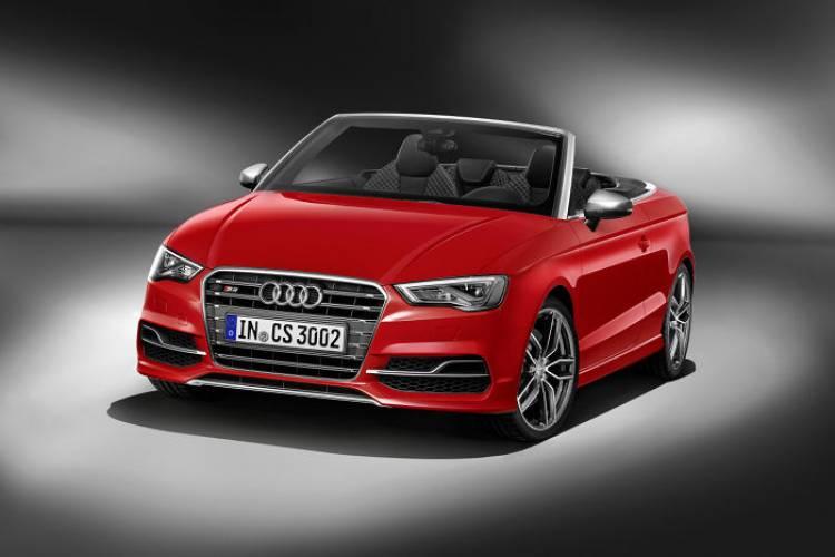 Audi S3 Cabrio, todos los detalles