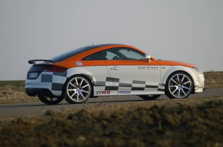 MTM y la versión Clubsport del Audi TT-RS