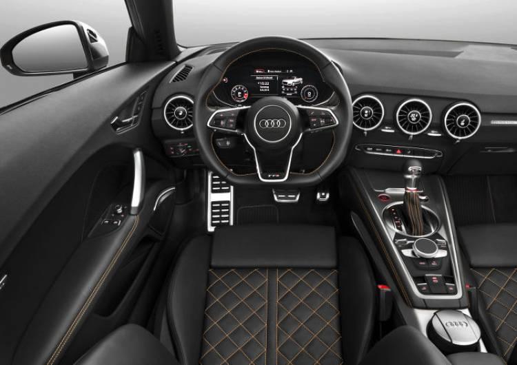 Audi TTS Roadster 2015, todos los detalles