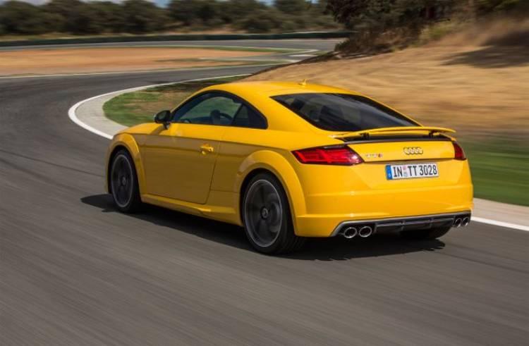 Audi TT 2014, galería de imágenes