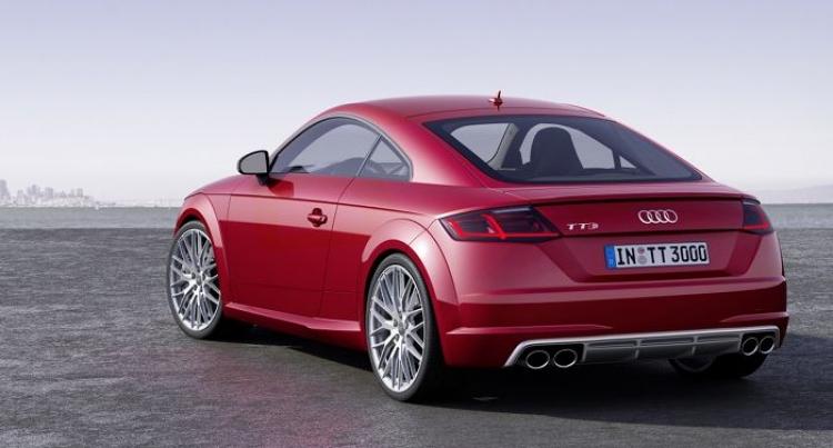Nuevo Audi TT, todos los detalles
