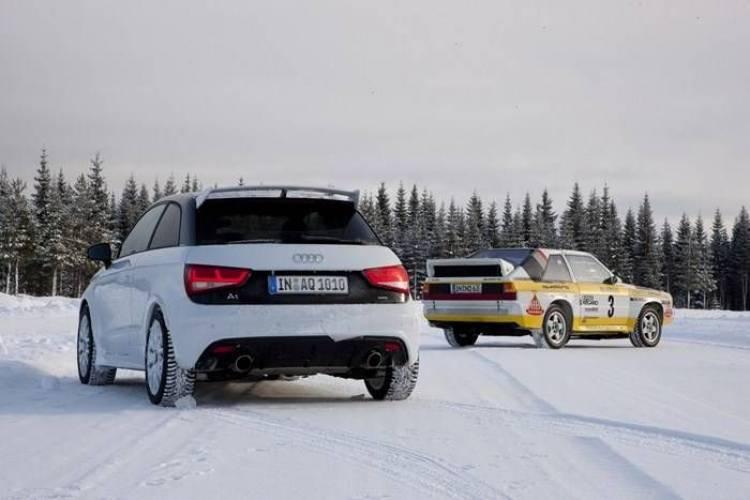 Audi podría presentar al S1 en el Salón de Ginebra junto al nuevo TT