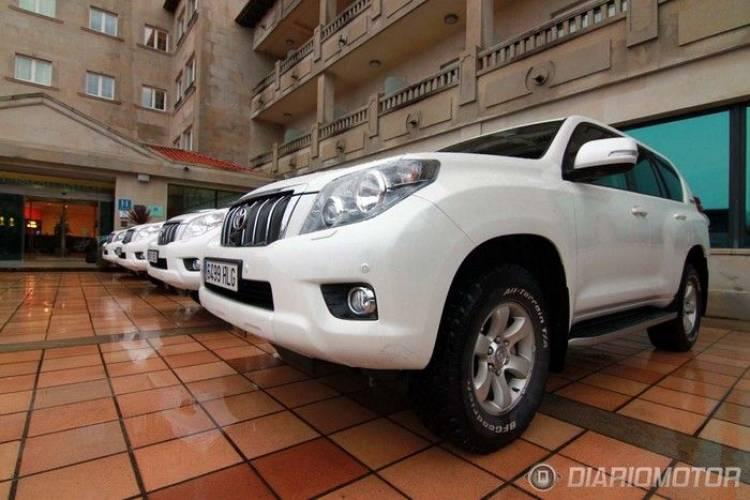 Aventura Toyota 4x4