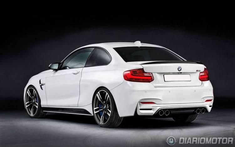 BMW M2: en 2016 a la venta con 380 caballos