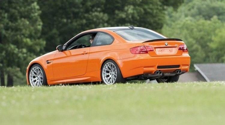 BMW M3 Coupé Lime Rock Park Edition