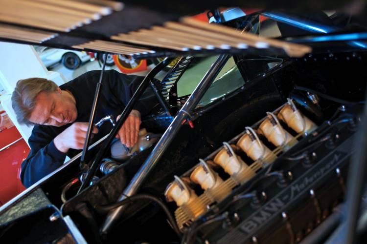 BMW Classic Motorsport cuidará de sus mayores