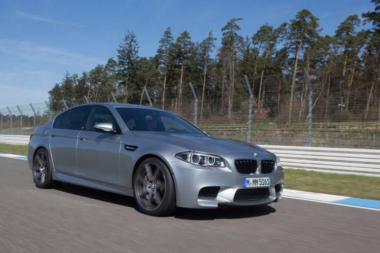BMW Competition Package: puesta a punto para el M5 y el M6, ahora con más potencia