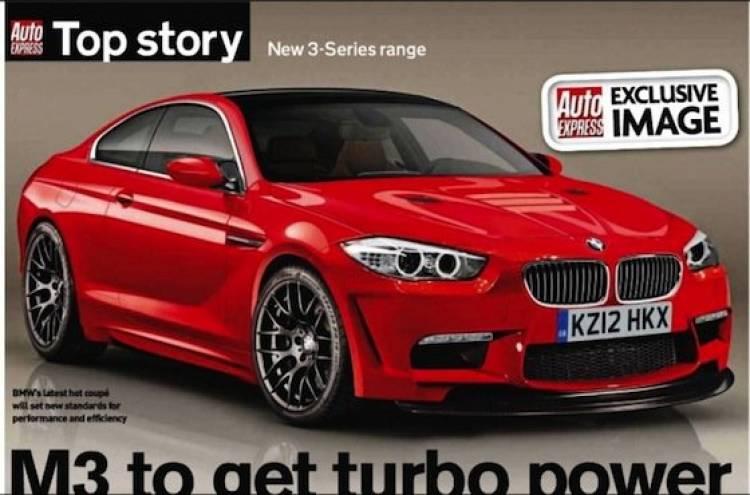BMW M3 2013 (F32), según AutoExpress