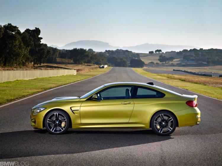 BMW M3 y M4: primeras imágenes del modelo de producción