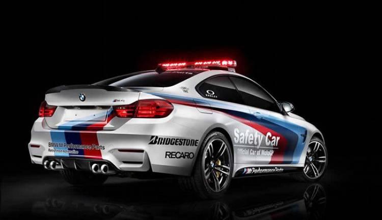 BMW M4 y Alfa Romeo 4C: nuevos safety cars de Moto GP y WTCC