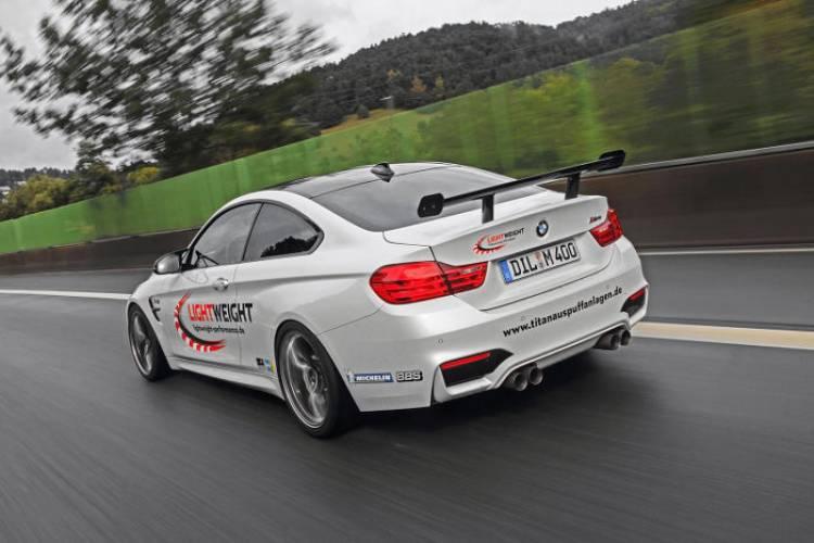 BMW M4 Coupé por Lightweight