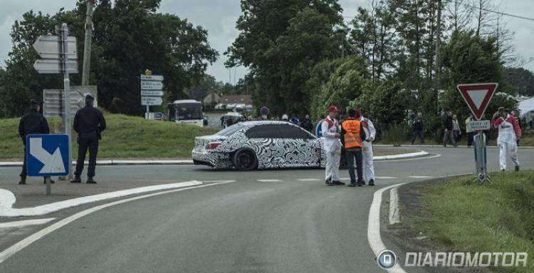 ¿Un BMW M5 aún más radical en camino?