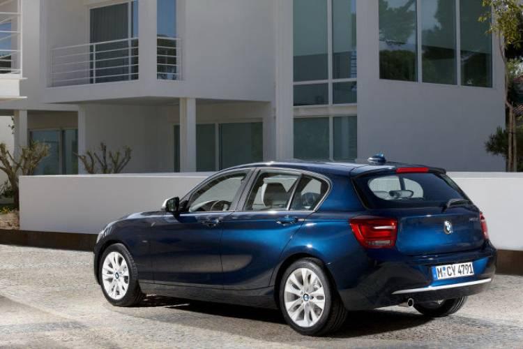 La idea de un BMW Serie 1 sedán sigue en pie... y podría llegar en forma de tracción delantera