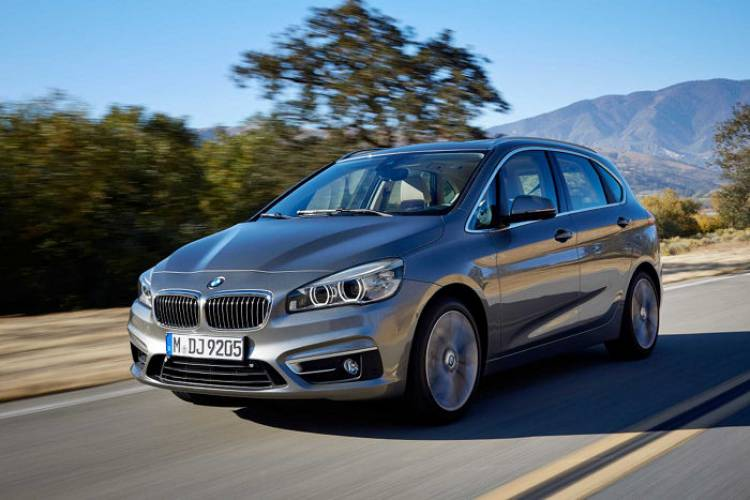 BMW Serie 2 Active Tourer, todos los detalles: nace el monovolumen de BMW