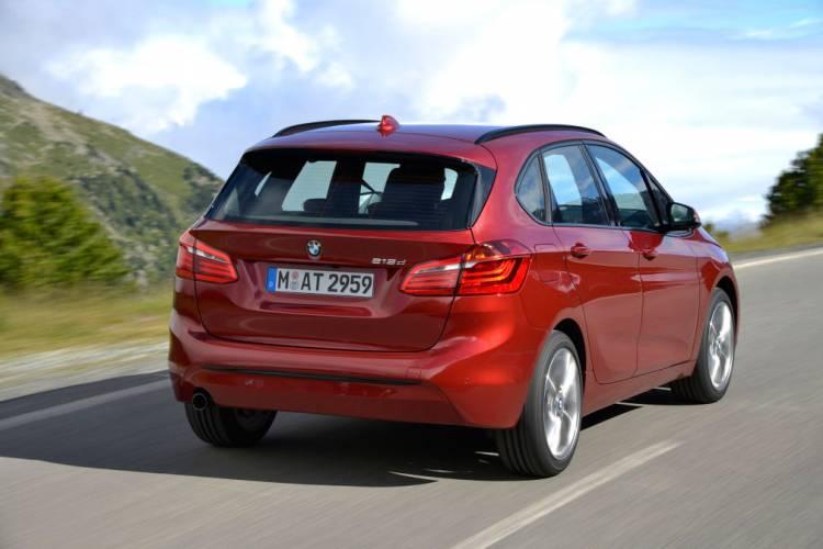 BMW Serie 2 Active Tourer a prueba