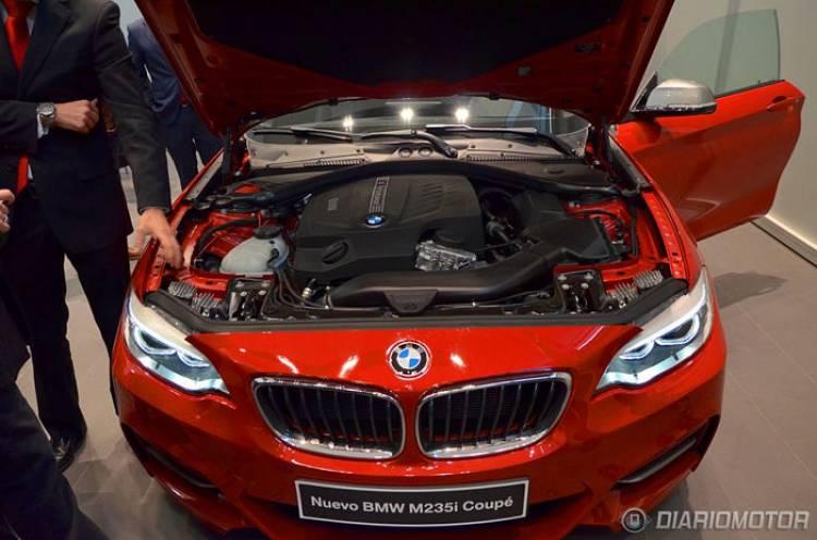 BMW Serie 2 Coupé, presentación en Madrid