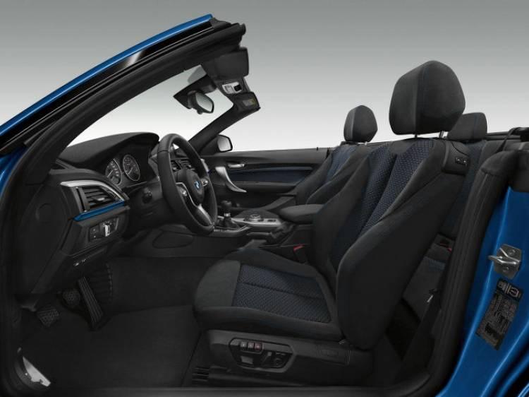 BMW Serie 2 Cabrio 2015 con el paquete M