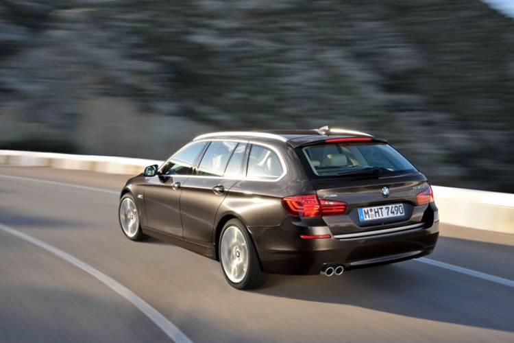 Nuevas claves del próximo BMW Serie 5: en 2016 con nosotros