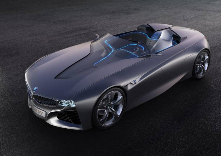 BMW Vision ConnectedDrive Concept (2011)