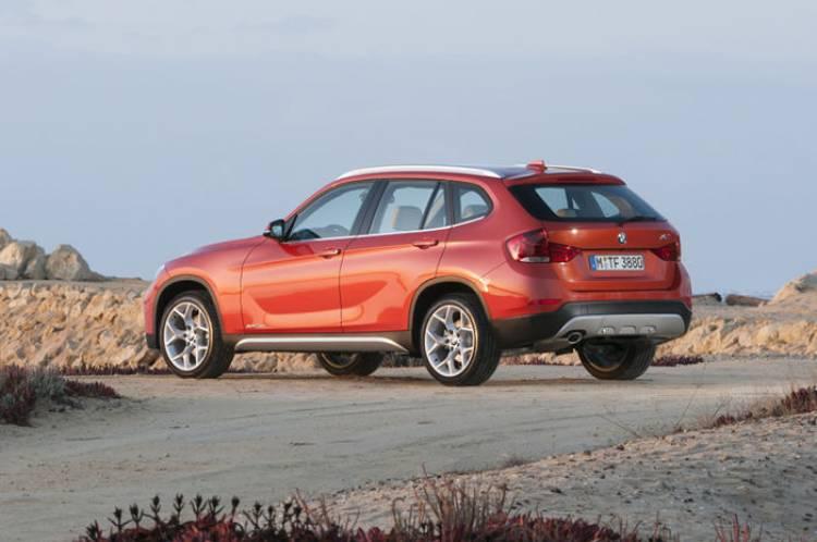 La nueva generación del BMW X1 apunta ya a 2016