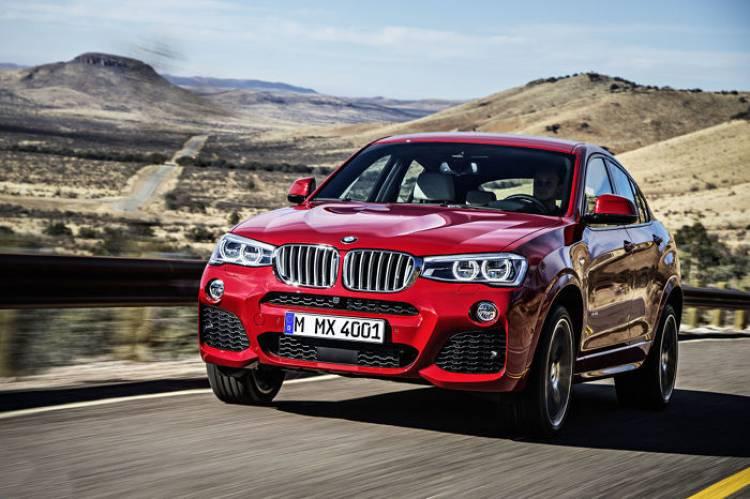 El BMW X2 llegará a producción en 2017, sólo habrá versiones xDrive