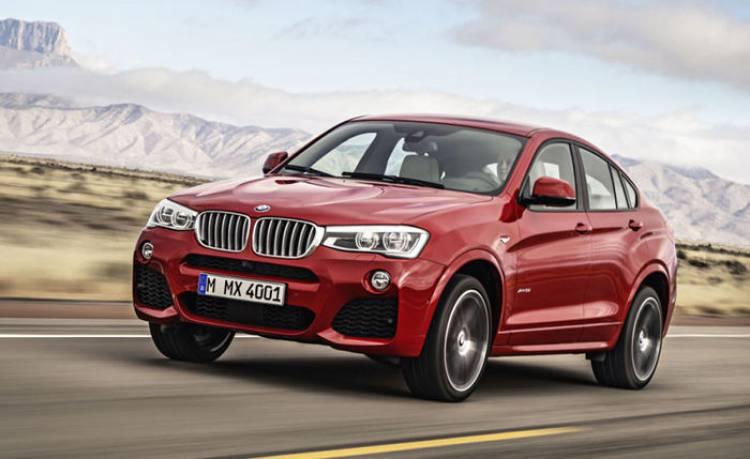 BMW X4, en España desde 48.200 euros