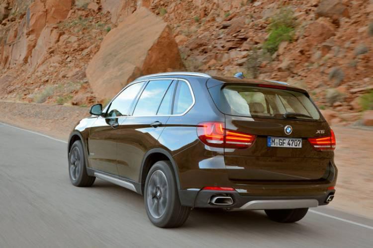 Del X1 al X7, en BMW también piensan en una gama completa de SUV