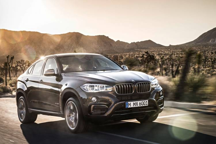 BMW X6 2015, todos los detalles