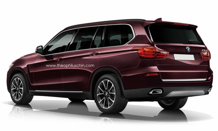 BMW X7: recreando el aspecto del presunto gran SUV de BMW