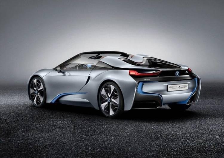 BMW i8: directo al Salón de Frankfurt