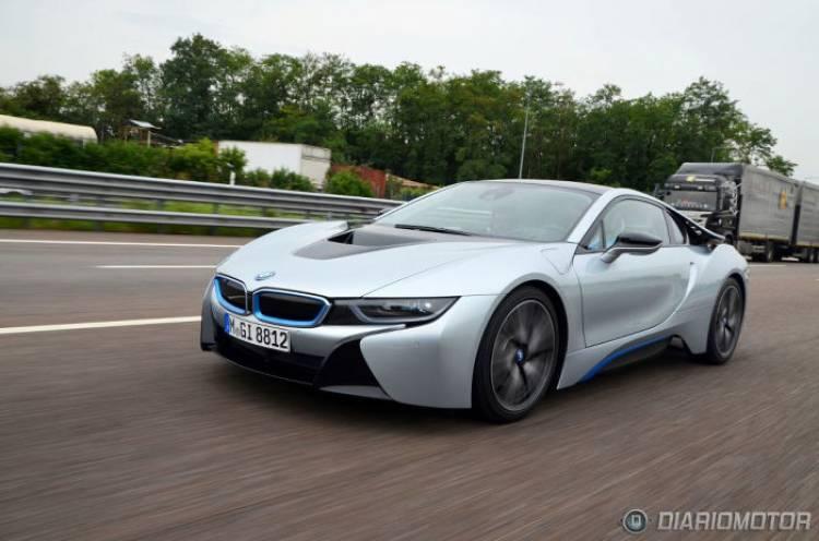 BMW podría estar preparando un BMW i8 más radical para celebrar su centenario