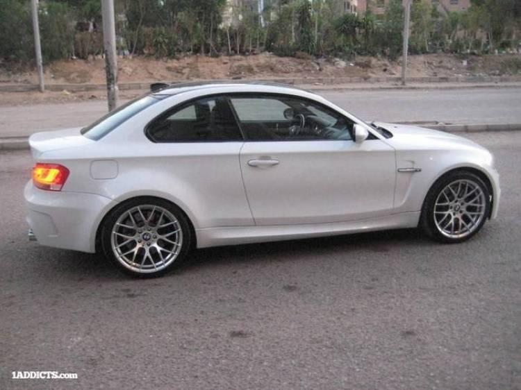 un BMW 120d con corazón de M3