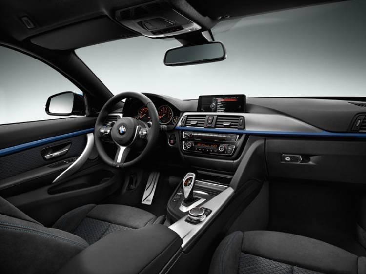 BMW Serie 4: así le sienta el paquete M al sucesor del Serie 3 coupé