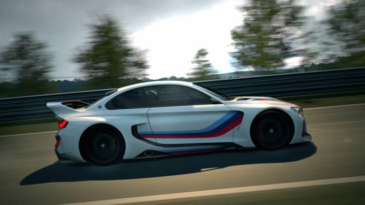 BMW Vision Gran Turismo: ¿alguien ha dicho M2?