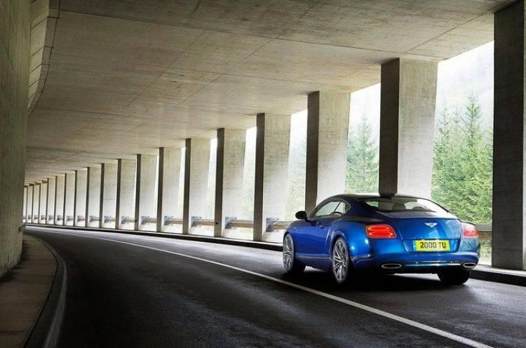 Continental GT Speed: llega el Bentley de producción más rápido