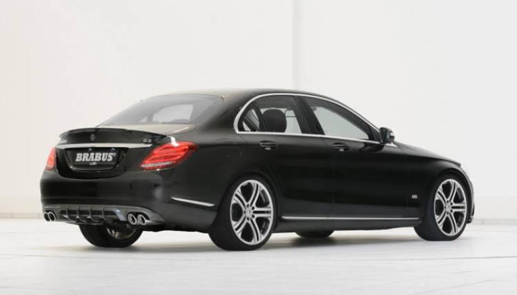 Brabus presenta su catálogo de modificaciones para el nuevo Mercedes Clase C