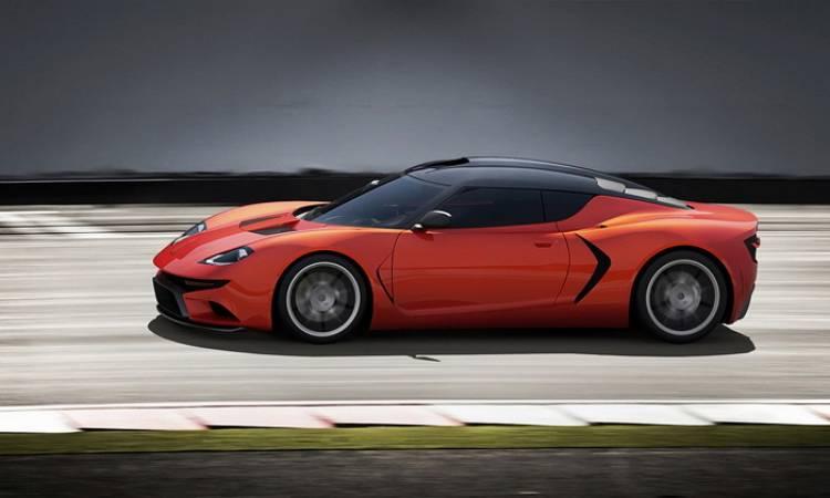 Bulleta Motors RF22: el Lotus Evora que nació en California