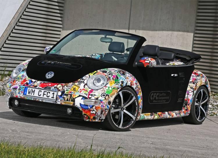 Volkswagen New Beetle por CFC
