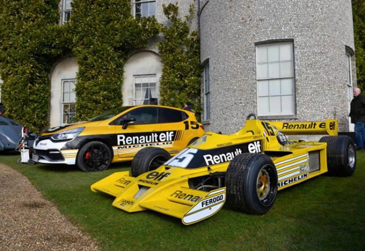 Renault presentará dos modelos conceptuales en Goodwood