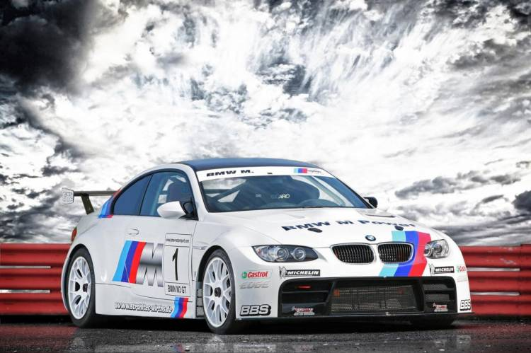 CLP Interceptor BMW M3 GT