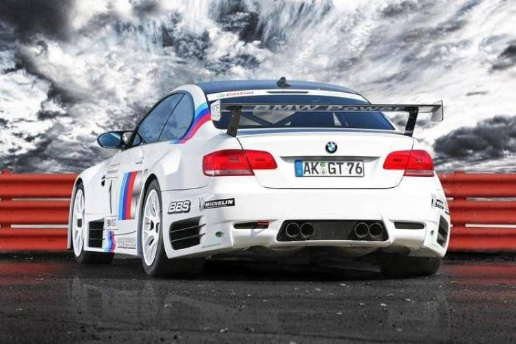 CLP Interceptor BMW M3 GT