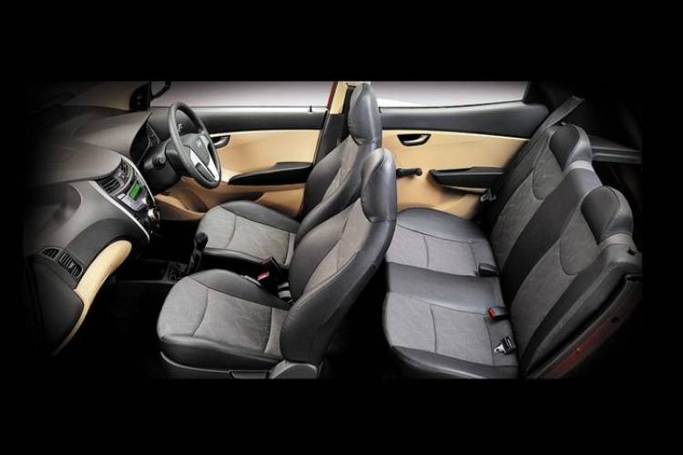 Hyundai lanza el Eon en la India, un urbano de bajo coste