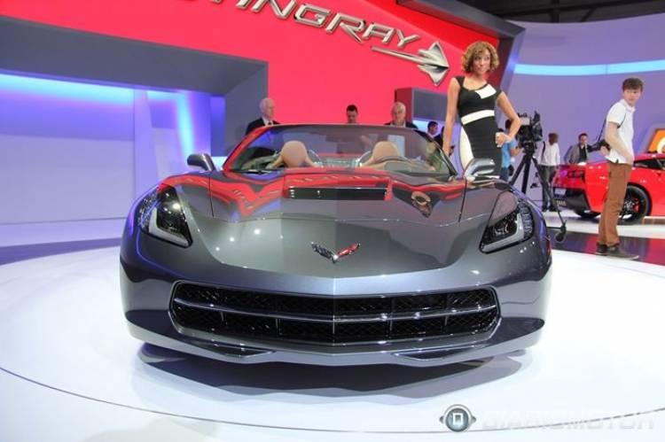Chevrolet Corvette Stingray: pasaporte norteamericano para circular a cielo abierto