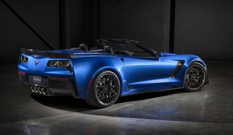 Finalmente, el Chevrolet Corvette Z06 tendrá 650 caballos